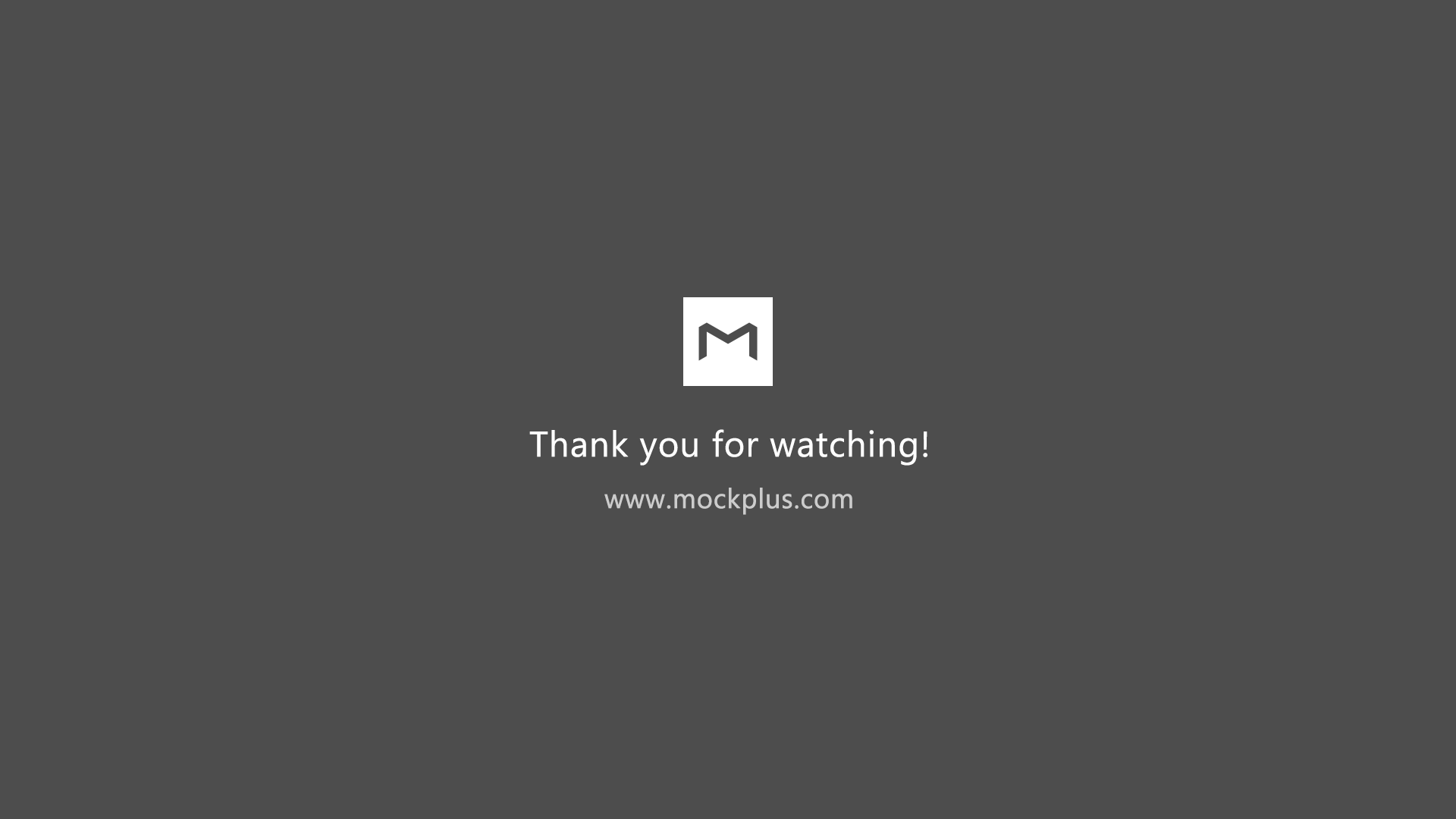 Mockplus Rapid Prototyping Tutorial - 4 Interactions with 1 Button