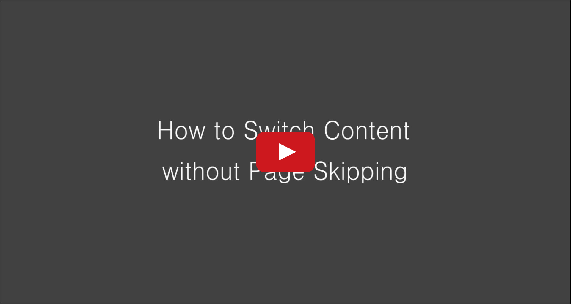Mockplus Prototyping Tutorial - Switch Content without Page Skipping