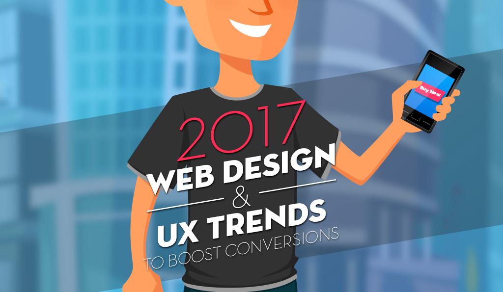 Web Design Trends of 2017