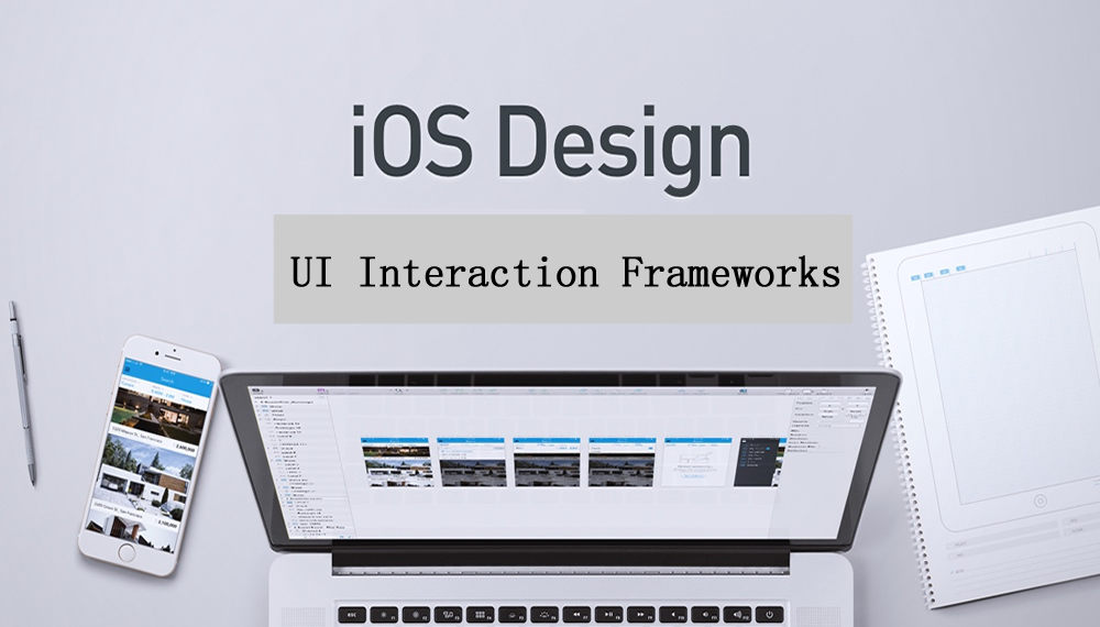 Pros and Cons of Typical UI Interaction Frameworks of iOS