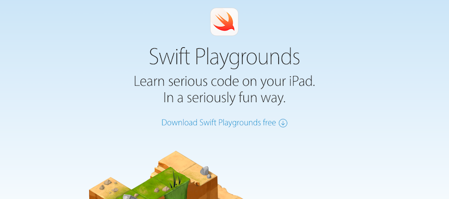 Apple Swift Playgrounds