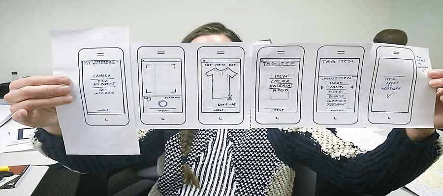 UX designer responsibilities