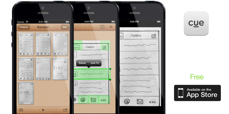 Four Best Mobile App Prototyping Tools