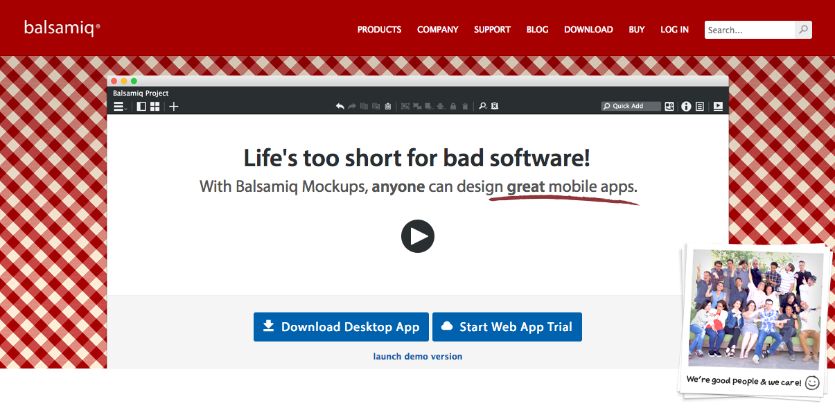 the mockup tool balsamiq or balsamiq studios is probably the best known web ui mockup tools for free on the list it is offered once as a desktop - Ui Designer Tools