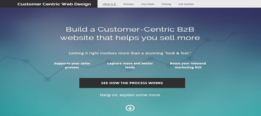 Five Practical Websites Homepage Design Tips