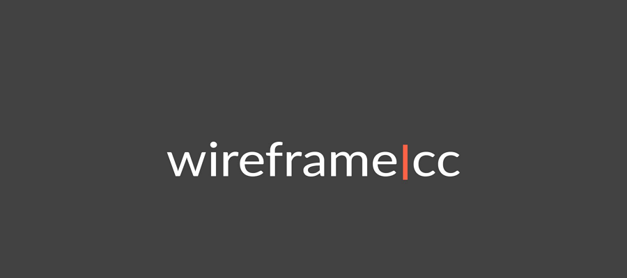 Wireframe.cc Wireframing Tool for Websites and Apps
