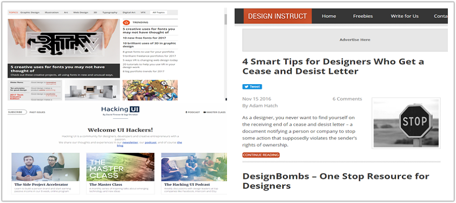 Top 15 Amazing Web Design Blogs You Must Follow in 2017