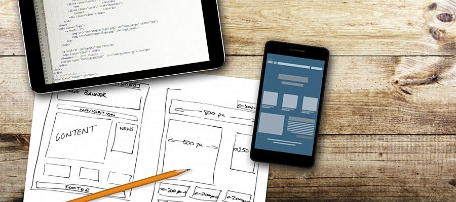 website-wireframe-sketch