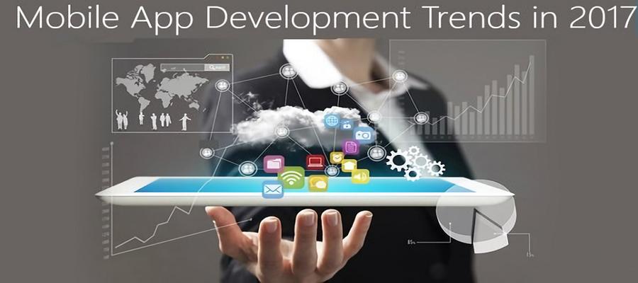 Mobile app design trends in 2017