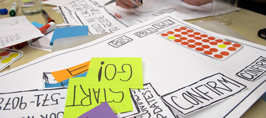 prototyping as a usability testing technique