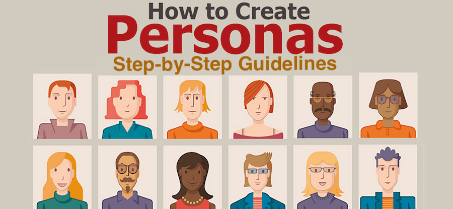 How to create Personas