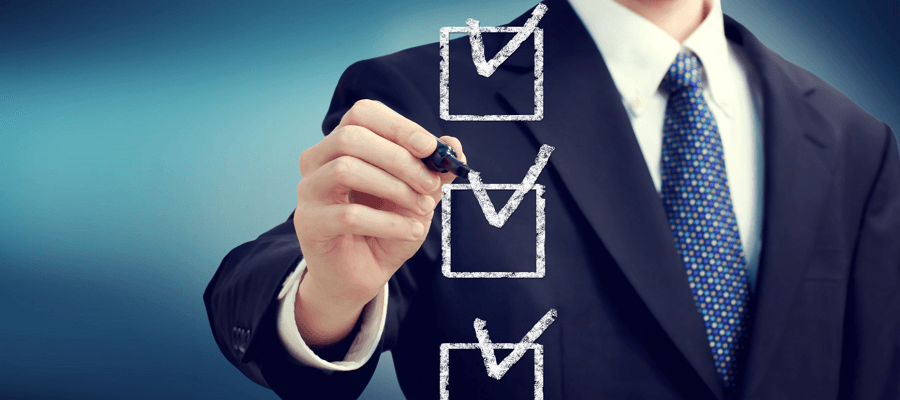 business website checklist