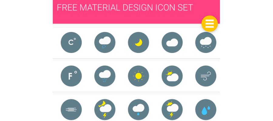 free-material-design-icon-set-behance