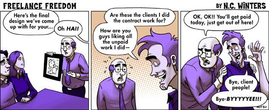 freelance freedom3
