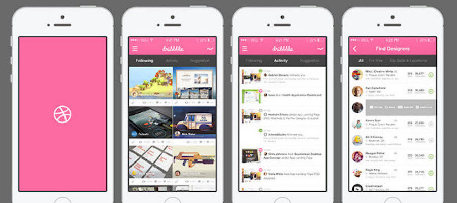5 questions your mobile app homepage design needs to answer - Design your home app ...