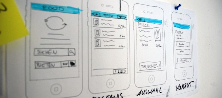 Storyboard in ux design