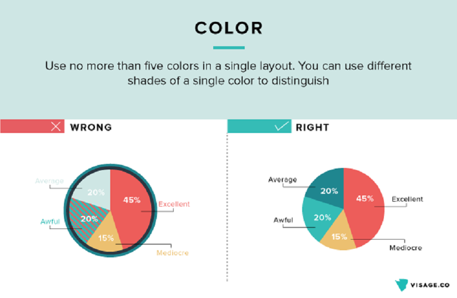 Infographic Colors