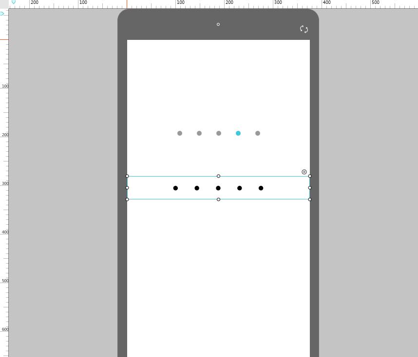 Make a page control 6