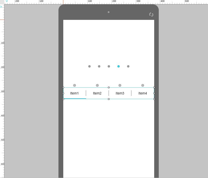 Make a page control1
