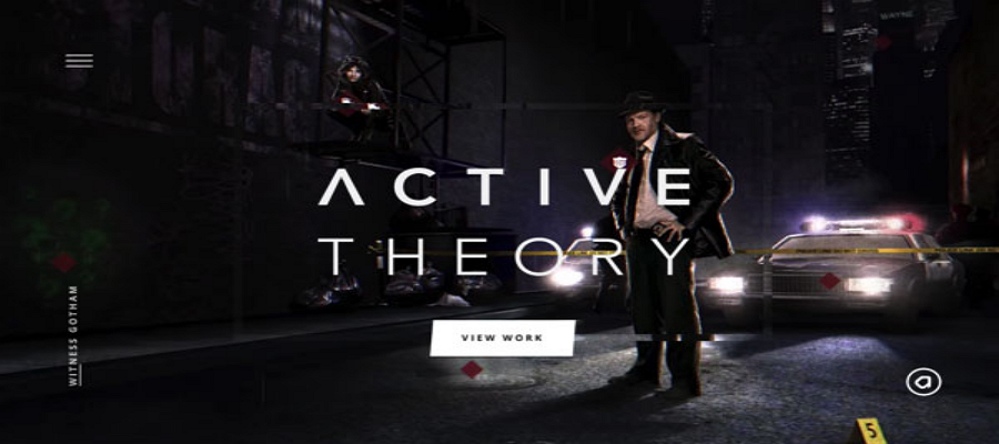 20 of the Best Website Homepage Design Examples - activetheory