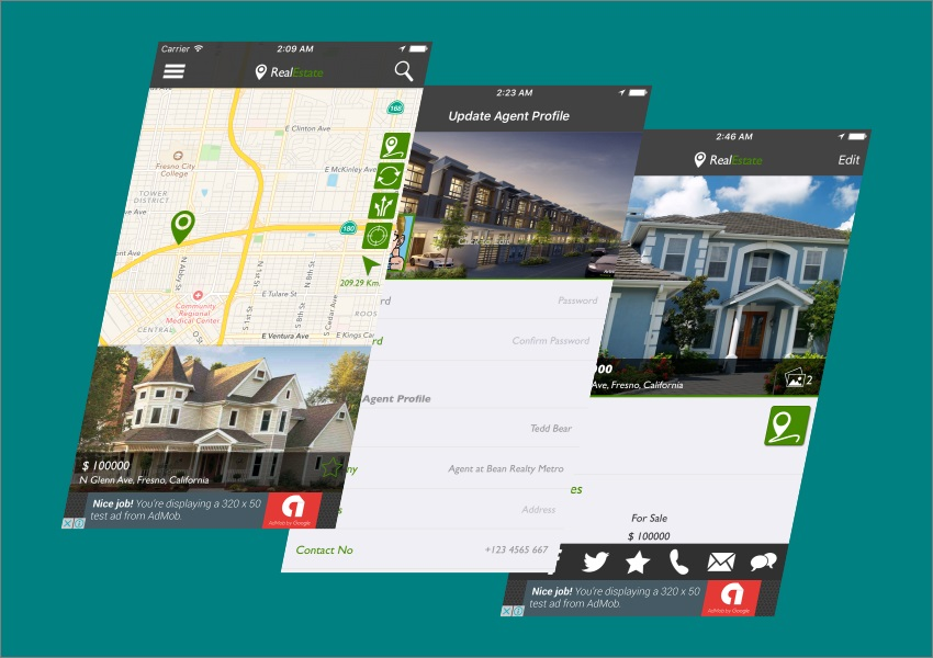 Real Estate Finder – Real Estate App