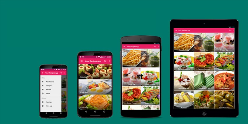 Recipes – Food App