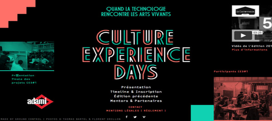 20 of the Best Website Homepage Design Examples - cultureexperiencedays
