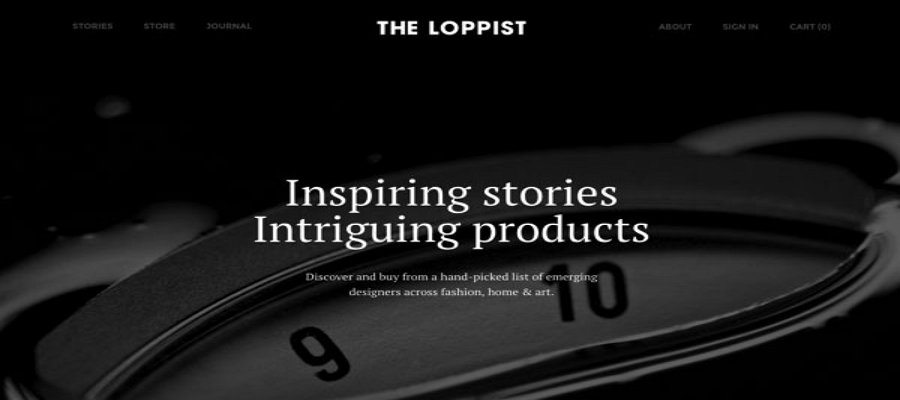 20 of the Best Website Homepage Design Examples - loppist