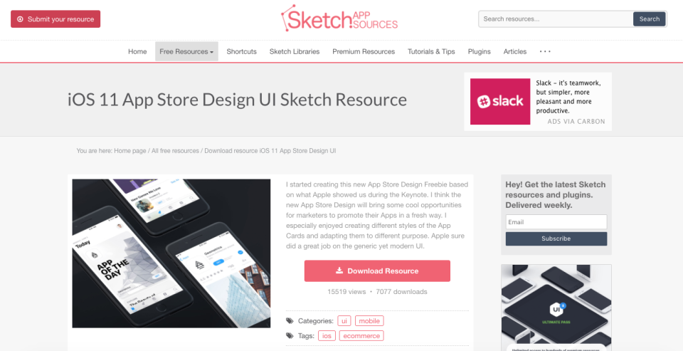 Sketch APP Source