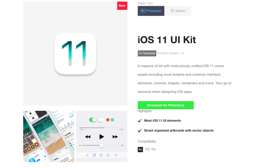 Applypixels for download ios 11 sketch kit
