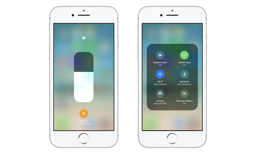 iOS10 vs iOS 11:voice