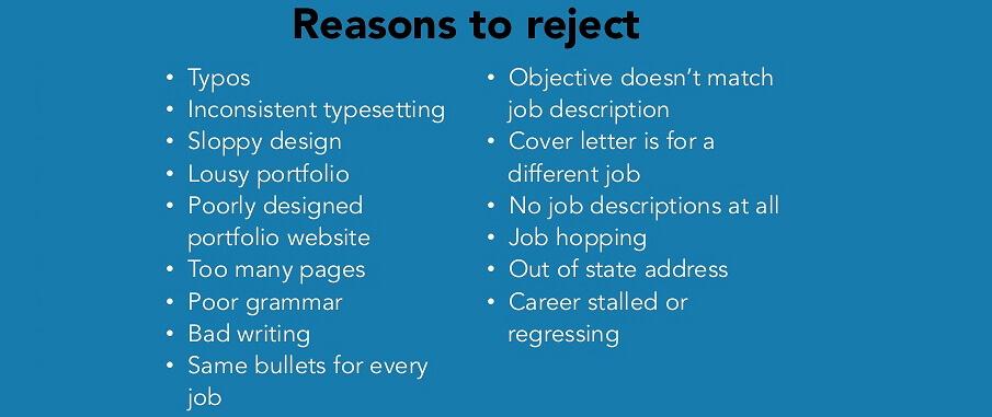 5 Secrets To Design An Excellent Ux Designer Resume And Get Hired