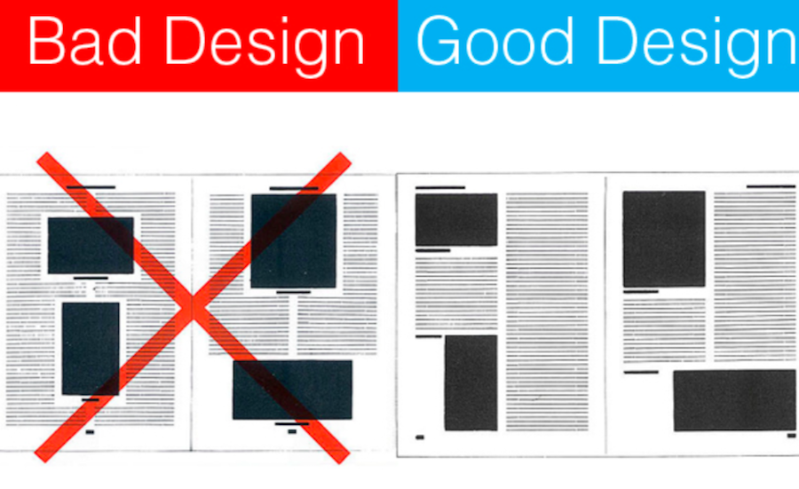 Good Design Vs. Bad Design
