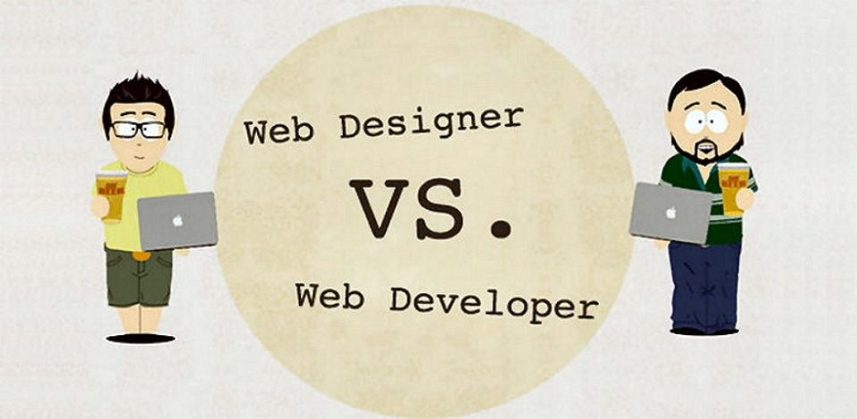 Complete Guide on Difference Between Web Designer and Web Developer