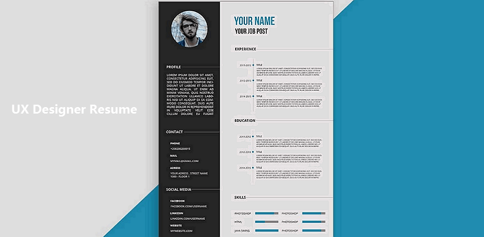 5 secrets to design an excellent ux designer resume and