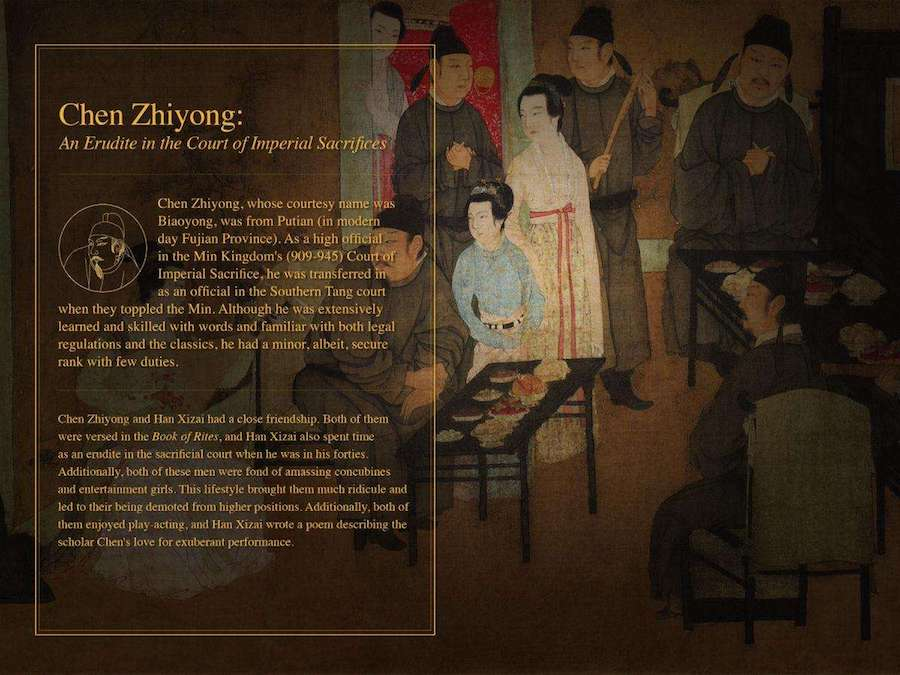The Night Revels of Han Xizai