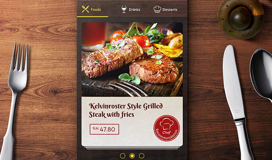 10 latest and best food mobile app ui designs for your inspiration mockplus team snow 01232018 55706 views mobile design mobile app forumfinder Gallery