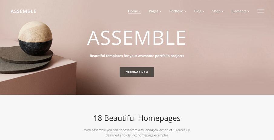 25 best free personal website templates and resources assemble is a free online portfolio website where you can make awesome portfolio projects it contains 18 beautiful homepages and you are free to pick any maxwellsz