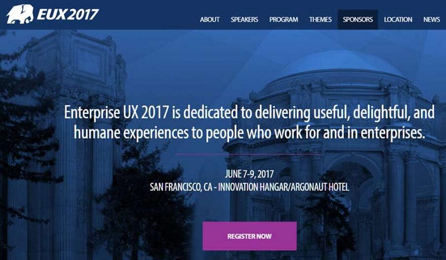 Enterprise UX 2017