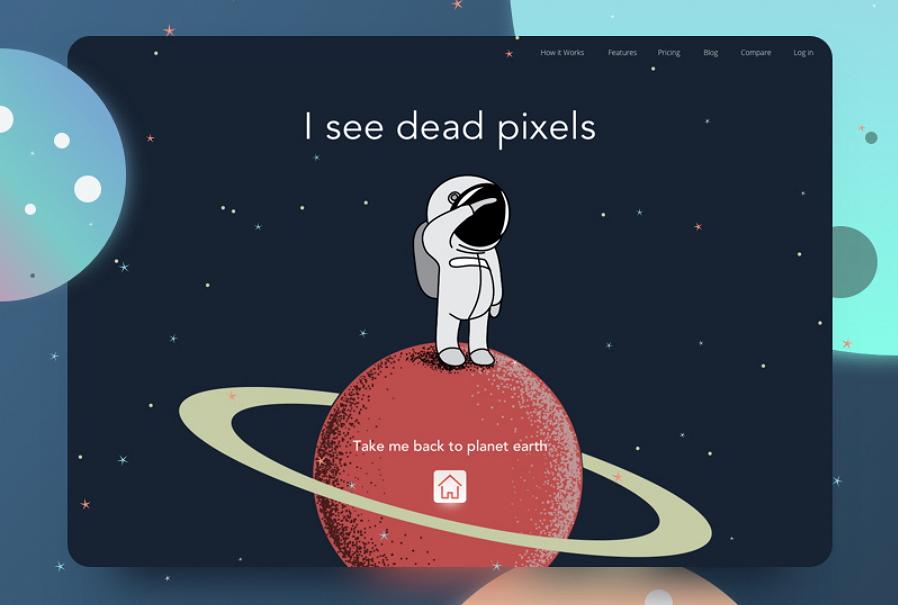 Shremal 404 Page