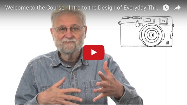 Don Norman——Intro to the Design of Everyday Things