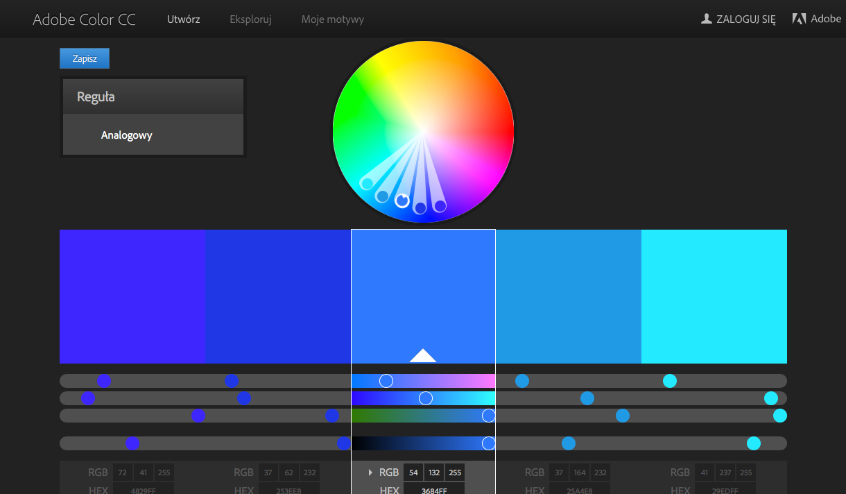 How to use colors in UI Design