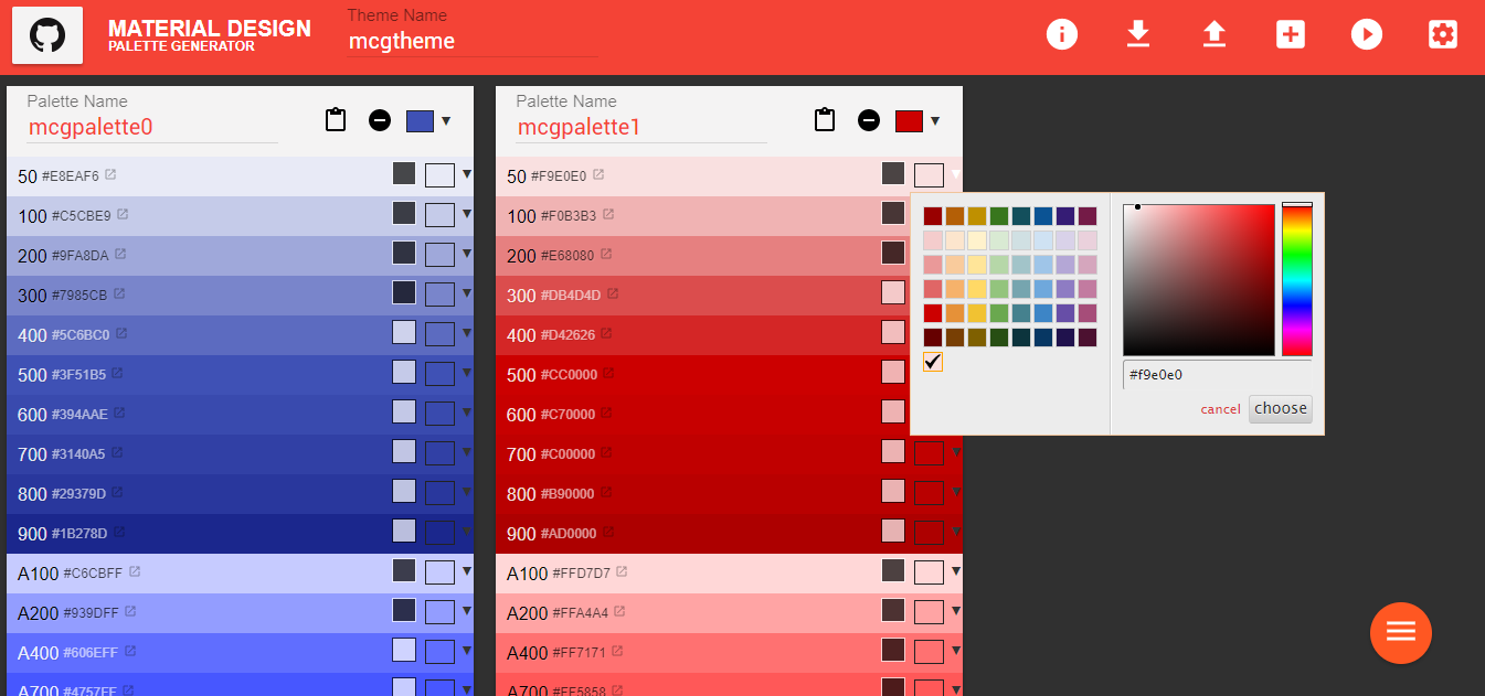 The Best List of Material Design Color Palettes, Tools, and Resources