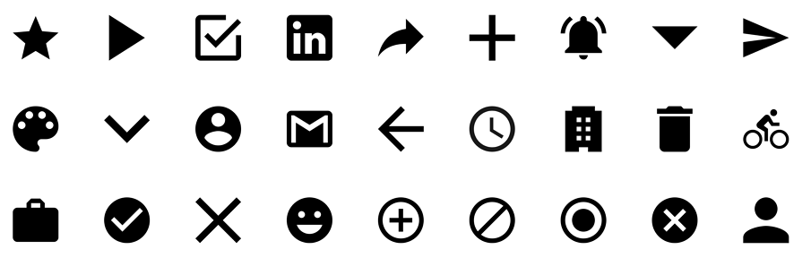 6-Material Icons Design from Flaticon