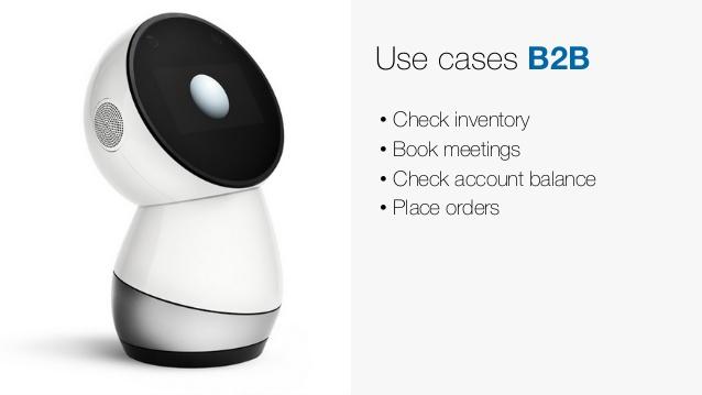 Use case B2B