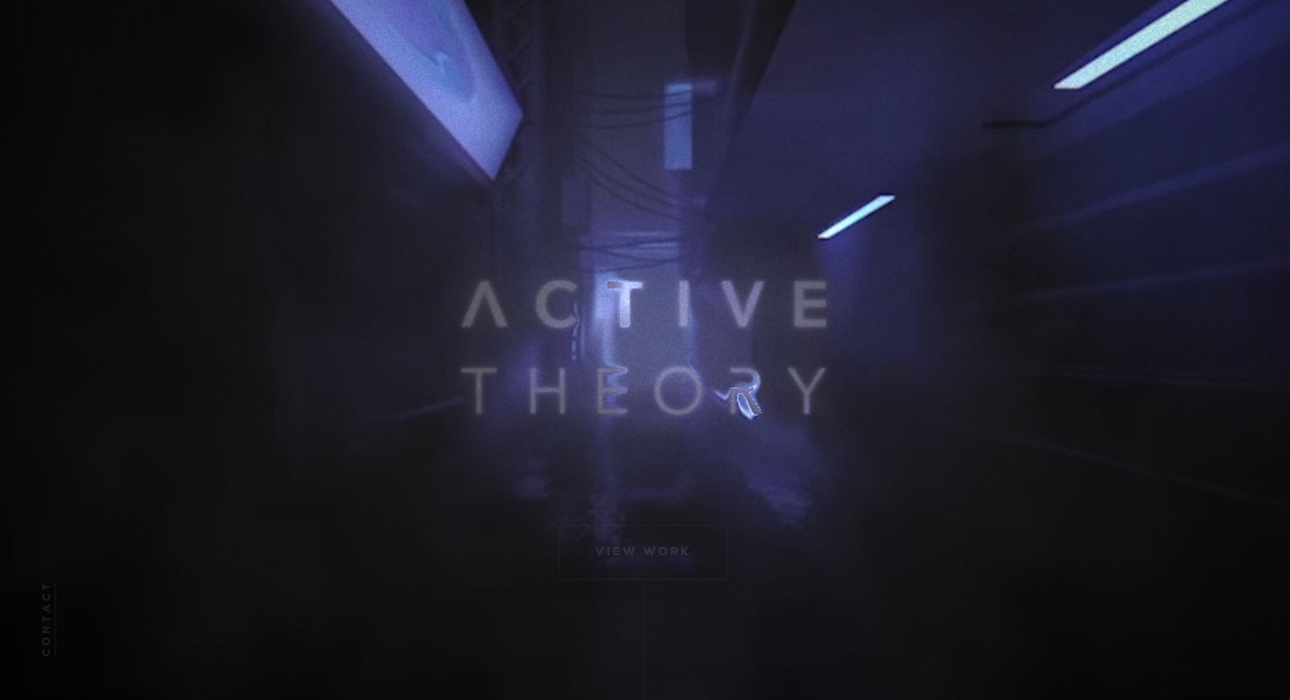 Active theory interactive