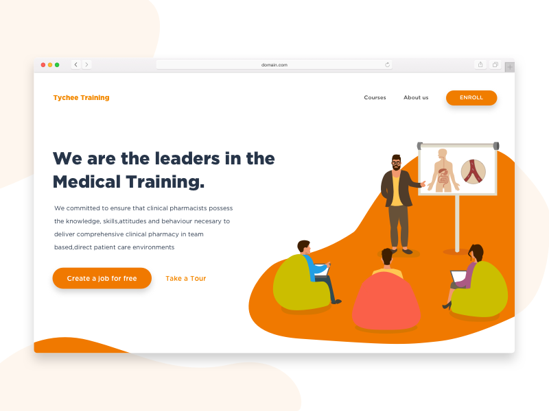 Tychee Training - Medical Training