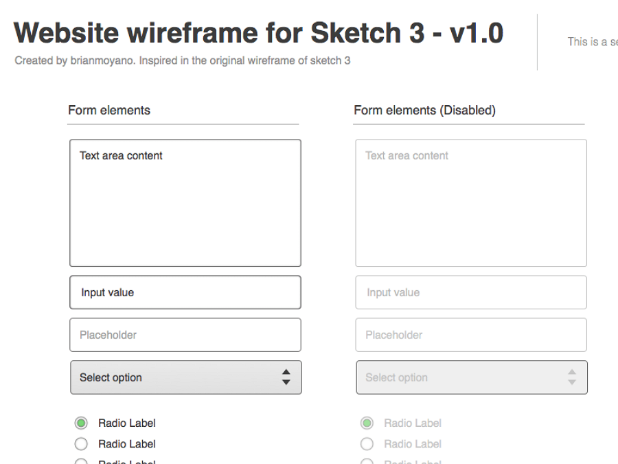Wireframe-for-Sketch-3-Sketch-Resource