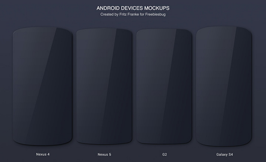Android-psd-mockups