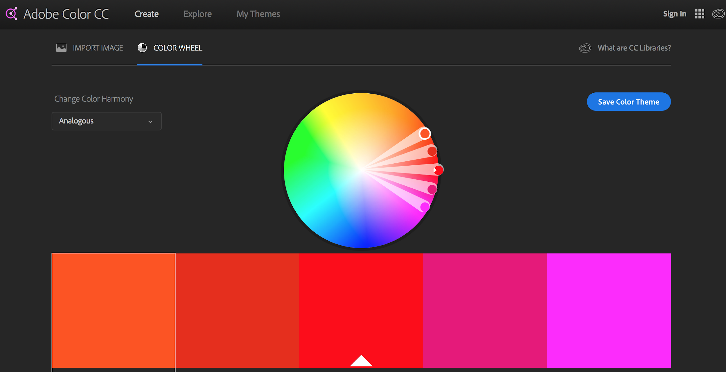 how to download adobe color cc